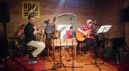 Koncert v Artbaru Brno